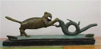 Bronze Sculpture Nature Rufino Tamayo