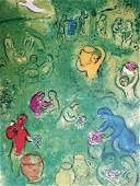 """Chagall - The Grape Harvest """"After"""""""