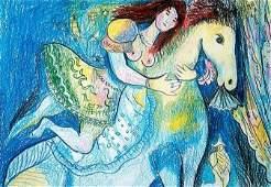March Chagall - L