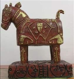 Bronze Sculpture Fauna Fernando Andriacci