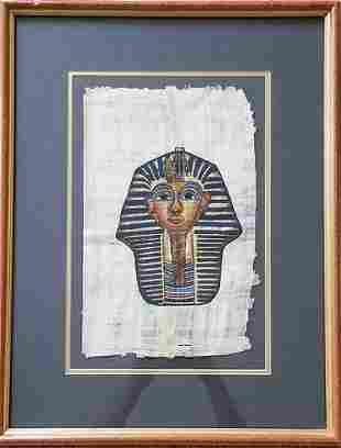 Unknown Mummy Head