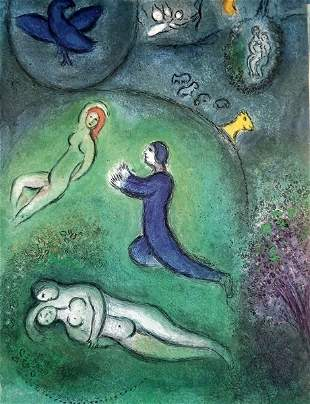 Chagall Spring After