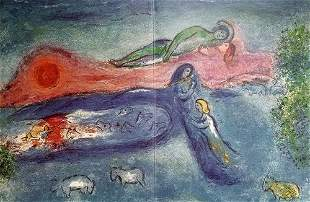 Chagall Darcons Death After