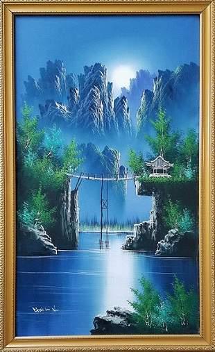 Chai M Ju In Style Of Bridge