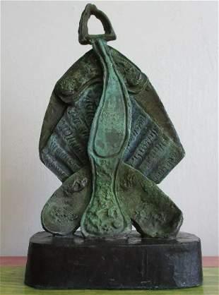 Bronze Sculpture Animal by Alexander Archipenko