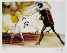 "Salvador Dali MODERN RHAPSODY ""After"""