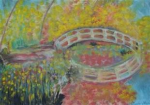 Claude Monet The Pond Of Ninfeas