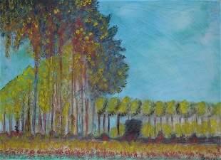 Alfred Sisley Untitled