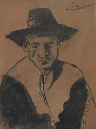 Pablo Picasso Mr Eugene