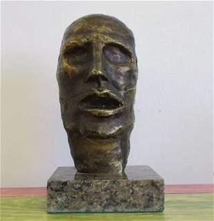 Bronze Sculpture Pablo Picasso Mask
