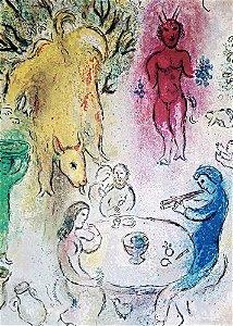 Chagall - Pan