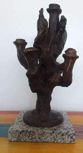Bronze Horse Sculpture By Diego Giacometti