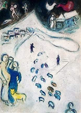 """Chagall -Winter """"After"""""""