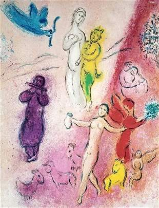 """Chagall - The Tale Of Syrinx """"After"""""""