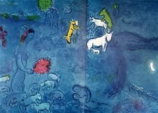 Chagall - The Meals At Drya