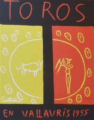 """Picasso Toros """"After"""""""