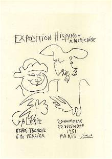 """Picasso Expo Hispano Americaine 3 """"After"""""""