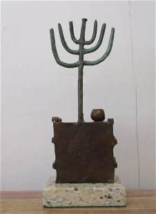 Bronze Object Sculpture by Joan Miró