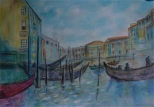 Andre Derain - Boats Collioure