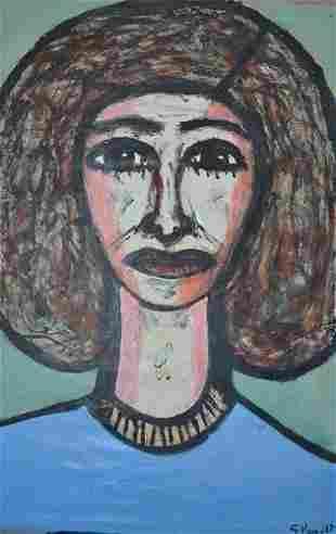 Georges Rouault - Ms. Dianne