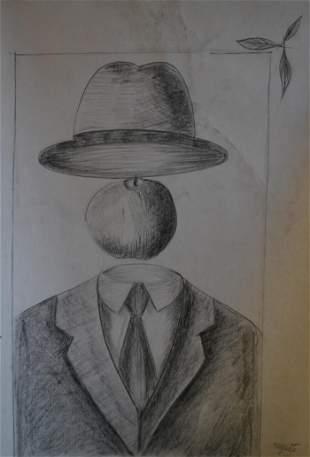 Fernand Leger - Self Portraits