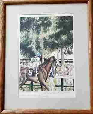 Charles Carroll (After) Horse Racing