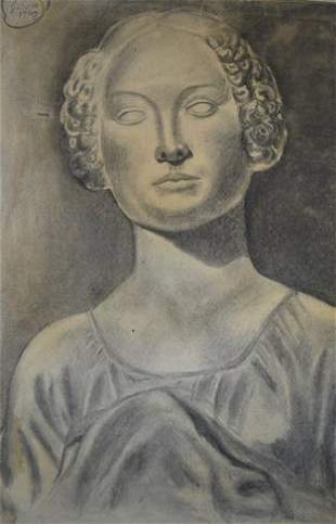 Giorgio De Chirico - Untitled