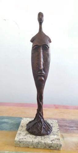 Bronze Sculpture Family Tree By Sergio Bustamante