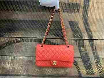 Chanel 255 Double Flap Bag