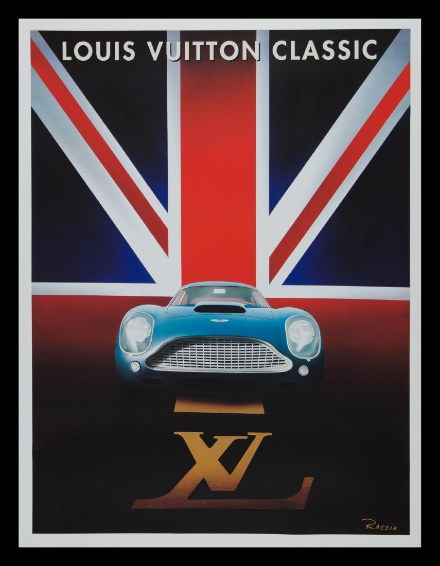 Louis Vuitton Razzia: Classic Waddesdon Concours