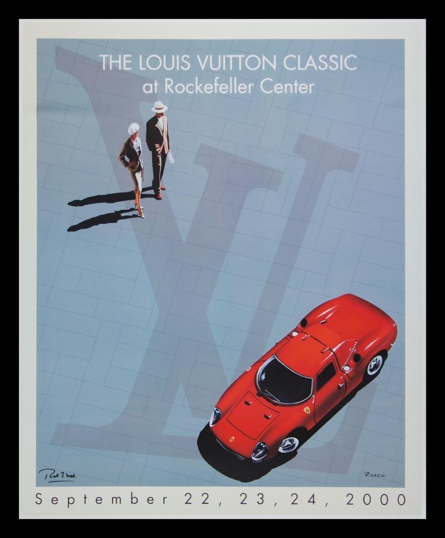 Louis Vuitton Razzia: Concours d'Elegance (Rockefeller