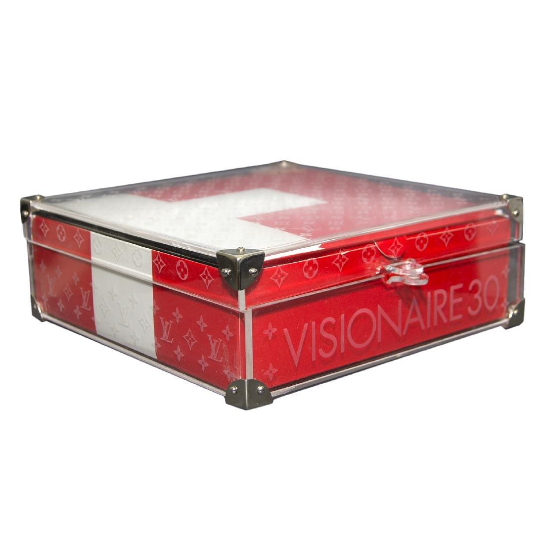 Vintage Louis Vuitton: Visionaire 30 game set