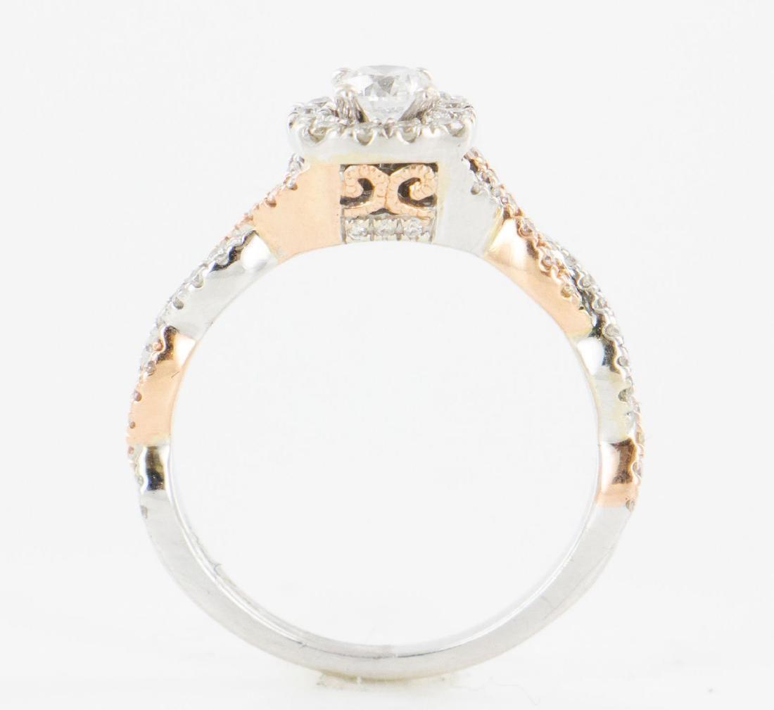 Neil Lane 3/4ctw Diamond Engagement Ring Size 6 White