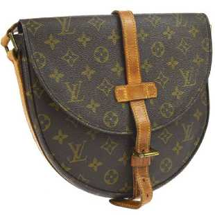 e5c5db304c7d Vintage LOUIS VUITTON MONOGRAM CROSS BODY SHOULDER BAG