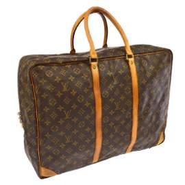 Vintage LOUIS VUITTON MONOGRAM TRAVEL HAND BAG
