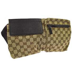 811258566a06 GUCCI - a Diamante Canvas Village GG handbag. Designed