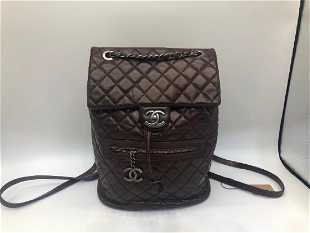 1acfe21bad67 CHANEL Calfskin Quilted Small Urban Spirit Backpack