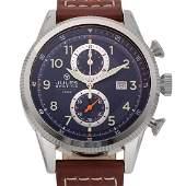 Jules Breting Adama Swiss Chronograph Men's Watch