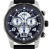 Weil  Harburg Swiss Chronograph Hardy Mens Watch