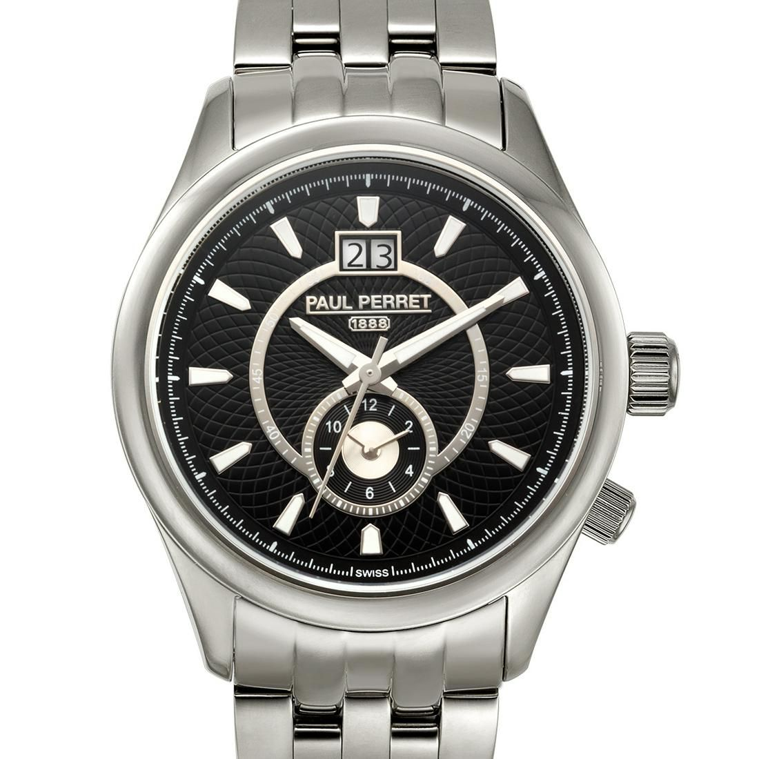 Paul Perret Musset Swiss Quartz Men's Watch