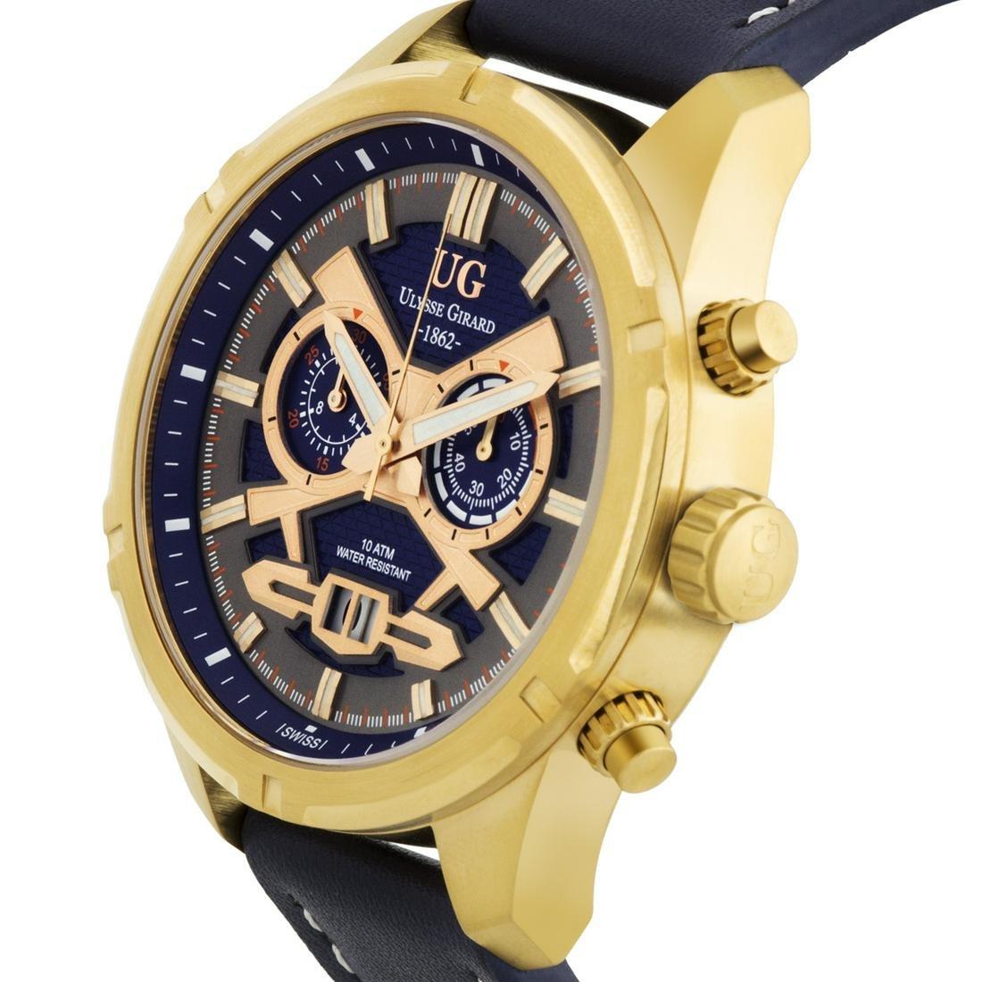 Ulysse Girard Men's Swiss Chronograph Watch