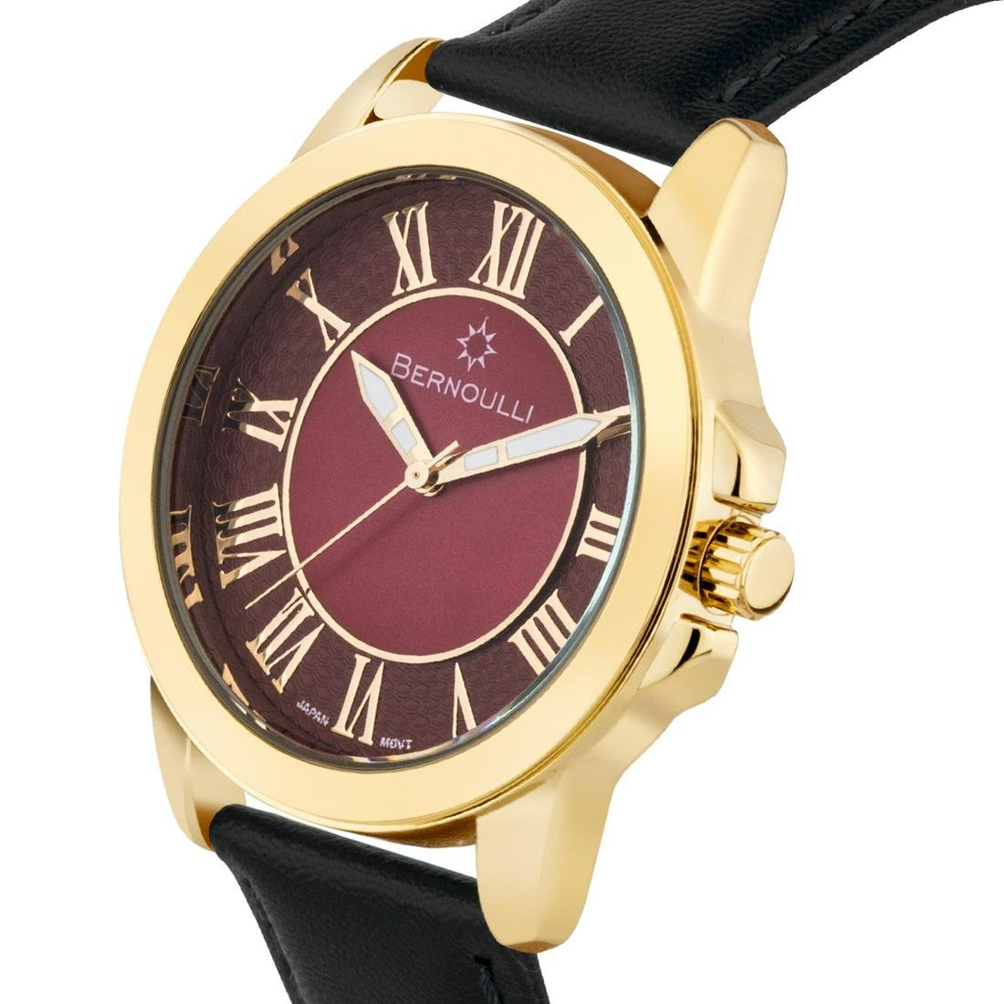 Bernoulli Casual Roman Numbers Ladies Watch