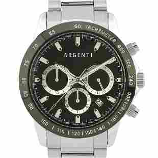 Argenti MultiFunction Chronograph Mens Watch