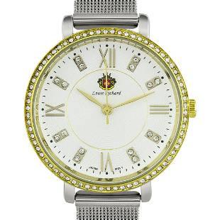 Louis Ricahrd Luxury Mesh Band Ladies Watch