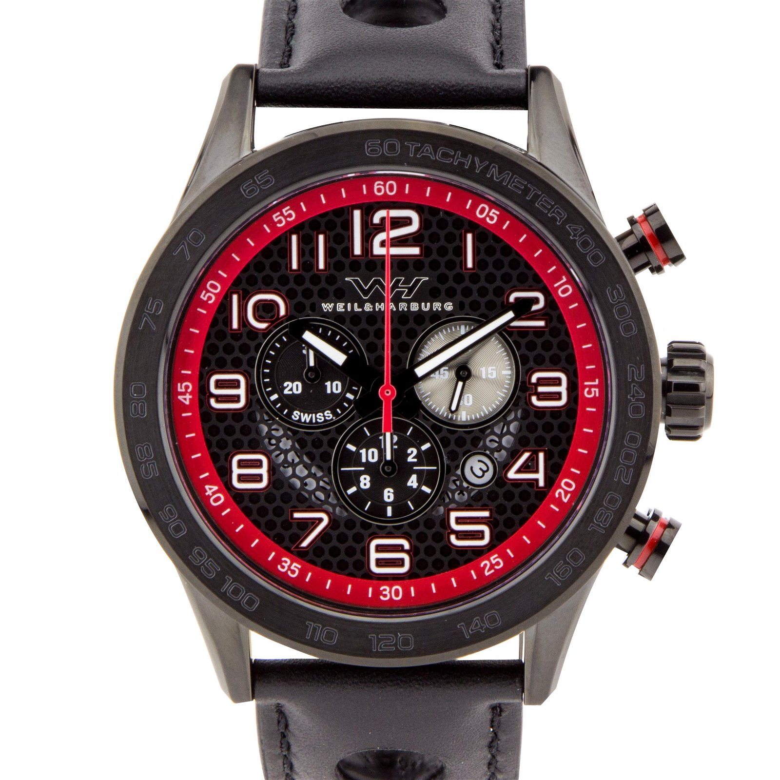 Weil & Harburg Karkin Mens Chronograph Watch