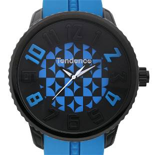 Tendence Sporty Analog Mens Watch
