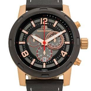 Buech Boilat Baracchi Mens Chronograph Watch