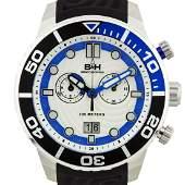 Brandt  Hoffman Mens Swiss Chronograph Watch