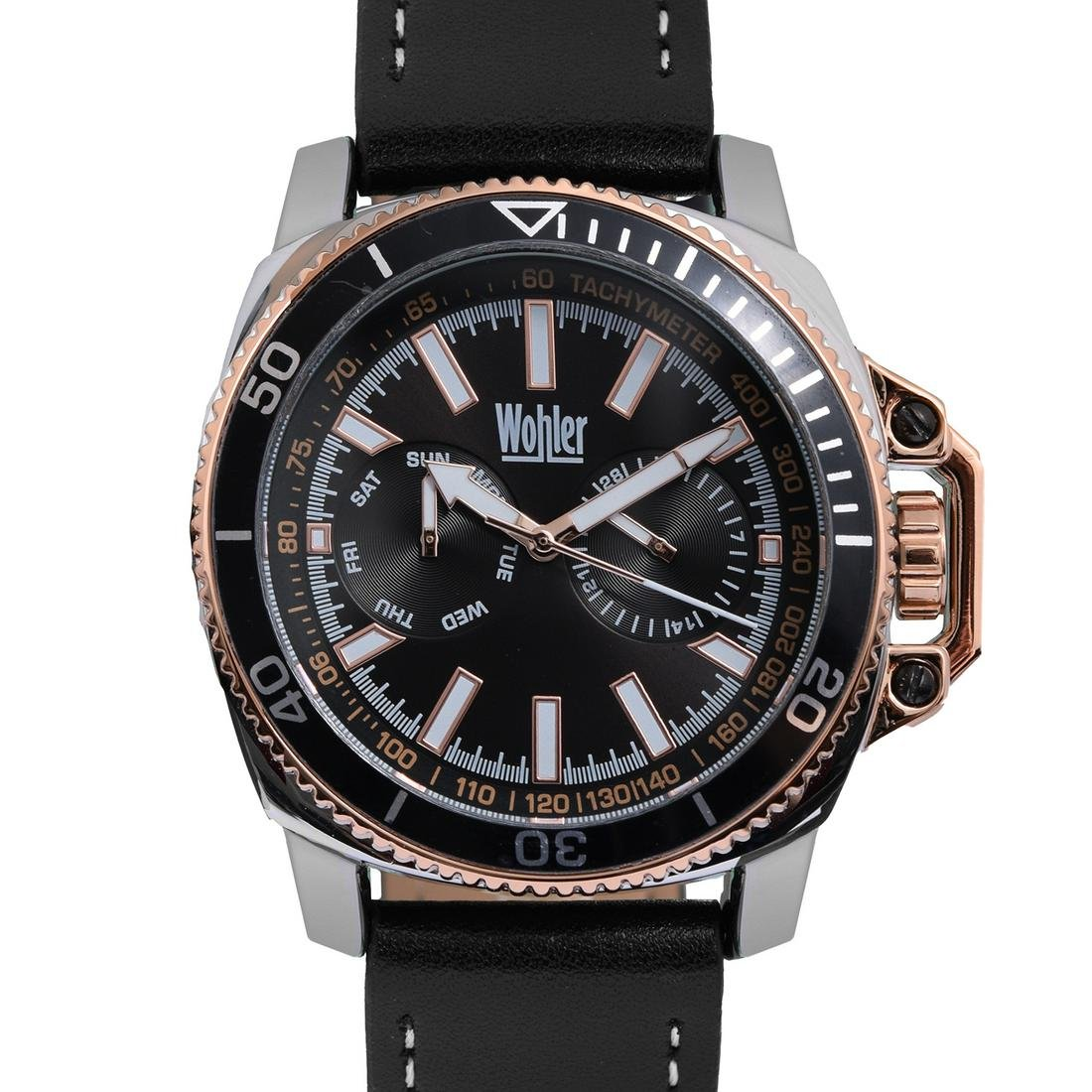 Wohler Tribecca Multi-Function Men's Watch