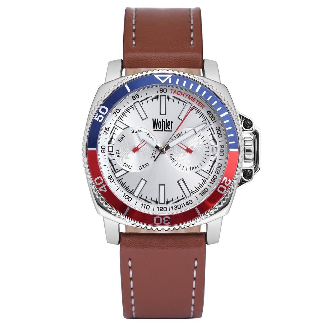 Wohler Tribecca Multi-Function Men's Watch